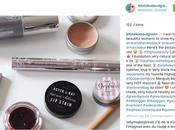 Instagram Makeup moment Antonym, Aster Bay, Kjaer Weis, Orphée Cosmétiques, Glow Beauty., etc.