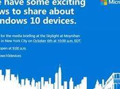 Microsoft lance invitations pour octobre