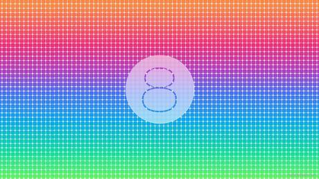 Un bon taux d'adoption pour iOS 8