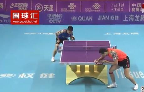 Le plus beau point de Ping Pong: du jamais vu !