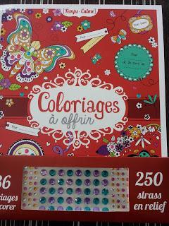 Coloriages à offrir - Animaux fabuleux - Coloriages mystère - Collection Temps calme - Nouveautés Gründ