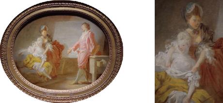 Fragonard amoureux, galant et libertin.
