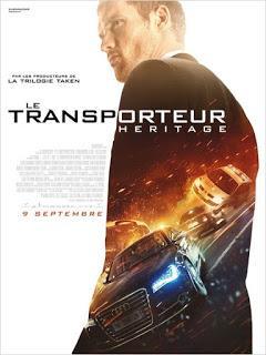 Cinéma Le Transporteur Héritage / Jamais entre amis