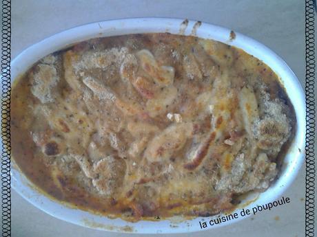 Aubergines à la Parmigian façon Jamie Olivier (Végétarien)