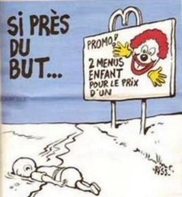 Quand Charlie Hebdo persiste et signe