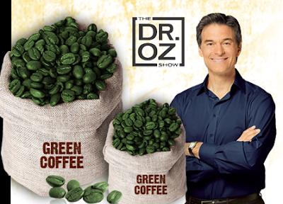 Dr Oz : Les effets minceur de l'extrait de café vert