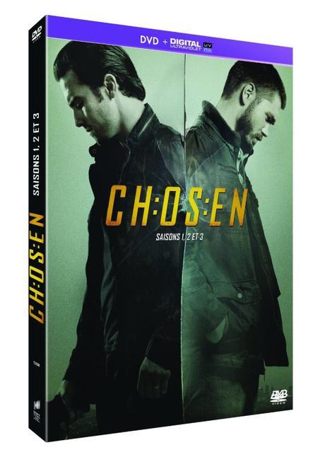 Jeu Concours: 2 coffrets Dvd « Chosen saisons 1, 2 et 3 » à gagner