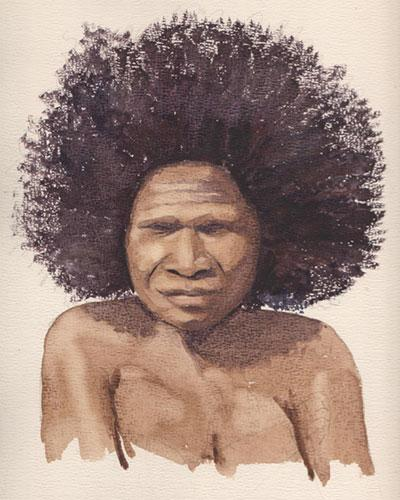 Jac-Hoogerbrugge-woman-guinea
