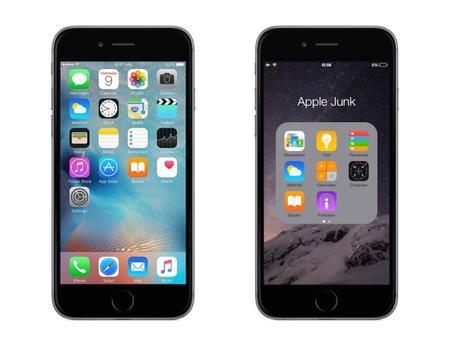 Apple réfléchit à la suppression des applications natives
