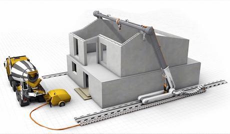 Imprimer logements et hôtels en 3D ?