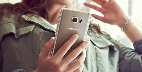 Le GalaxyNote5 de Samsung (MAJ)