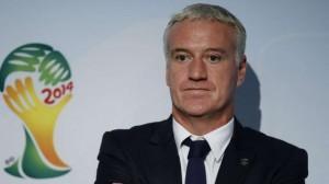 Didier Deschamps fan de l'équipe de France de rugby