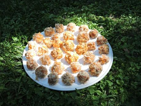 Croquettes chorizo