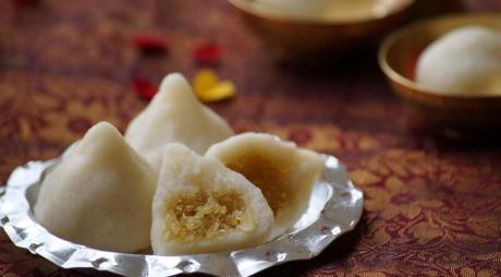 Le Kozhukattai, une pâtisserie spéciale pour Ganesh Chaturthi