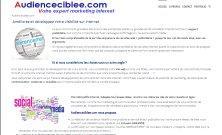 Rédaction et publication de contenus web