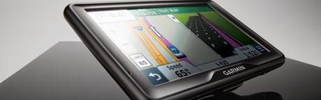 GPS auto grand écran