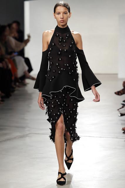 New York Fashion Week été 2016 : Le Défilé Proenza Schouler...