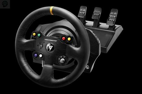 Thrustmaster annonce le TX Racing Wheel Leather Edition