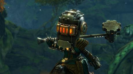 Guild Wars 2: Heart of Thorns dévoile son Mécatronicien