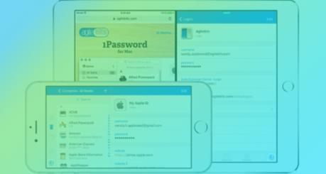 1Password se met à jour sous iOS 9 avec de nouvelles fonctionnalités