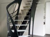 Création d'escalier design débillardé