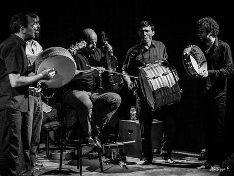 DU BARTAS en concert le samedi 19 septembre 2015 à Aspiran