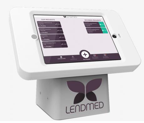 LendMed facilite l'échange d'équipements médicaux entre hôpitaux
