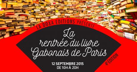 La rentrée du Livre Gabonais de Paris