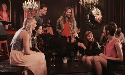 Avant-première du pilote de la série Ladies Happy Hour au Punk Bar