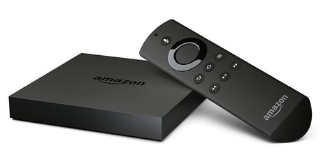 Amazon dévoile la nouvelle FireTV pouvant diffuser de la vidéo 4K