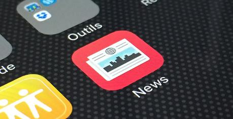 iOS9: Comment faire apparaître l'application News
