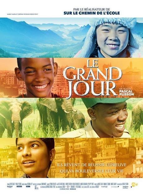 Le Grand Jour par le réalisateur de Sur le chemin de l'école - #LeGrandJour