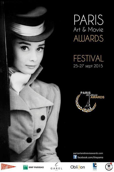 le Paris Art and Movie Awards - PAMA du 25 au 27 Septembre 2015