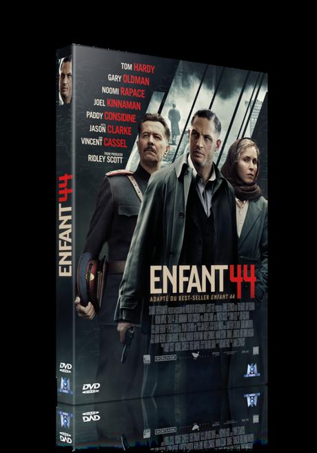 ENFANT 44-J DVD-3D