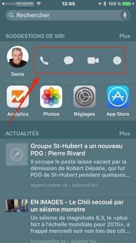 iPhone iPad iOS 9 : Comment maximiser vos recherches avec Spotlight