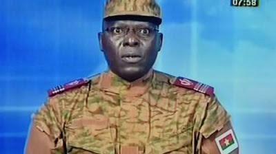 Coup d'État militaire au Burkina Faso