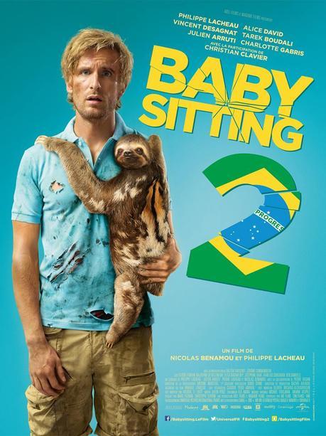 Babysitting 2 : voici l'affiche et la bande-annonce