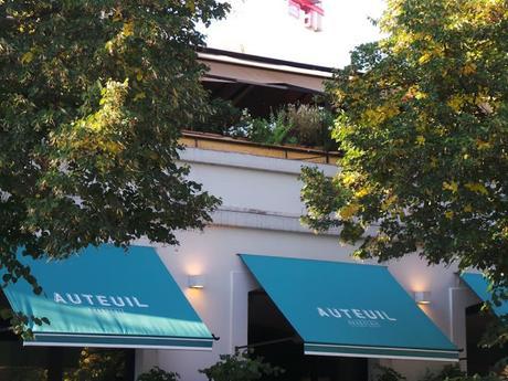 Auteuil Brasserie : douceurs italiennes & BBQ d'automne