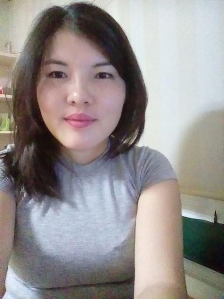 Une étudiante kazakh à CBNU