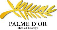 La palme d'Or Chess & Strategy