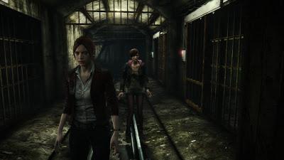 Mon jeu du moment: Resident Evil Revelations 2