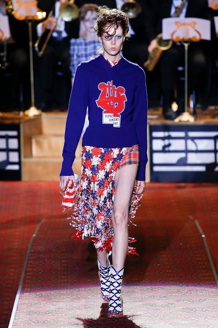 New York Fashion Week été 2016 : Le Défilé Marc Jacobs...