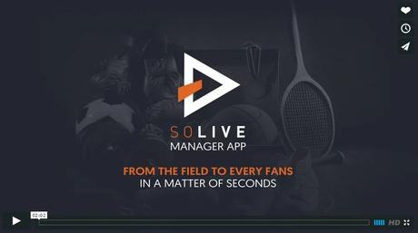 Vidéo Solive manager App