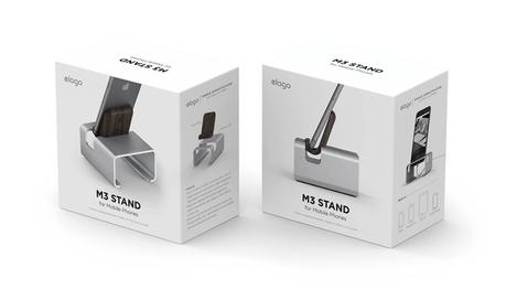 Elago W2 et M3: la sophistication pour iPhone 6S et iPad