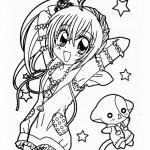 dessin de manga a imprimer