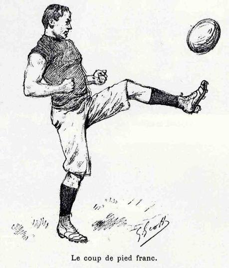 Préparation physique pour rugbyman de 1914