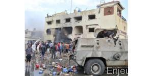 Un général de la police égyptienne victime d'une nouvelle attaque djihadiste