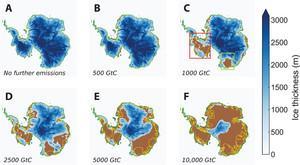 SI NOUS BRÛLONS TOUTES LES ÉNERGIES FOSSILES, LE RÉCHAUFFEMENT CLIMATIQUE POURRAIT ATTEINDRE 11°C