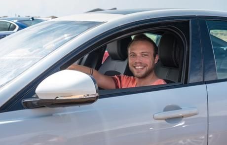 CLUBBING : A la découverte de la Jaguar XE, avec Armin Van Buren, à Ibiza