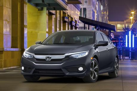 La Honda Civic 2016 intégrera le système CarPlay d'Apple